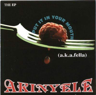 Akinyele - Put It In Your Mouth [EP](1996)[INFO]